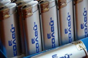 Запалки с печат в 1 цвят.