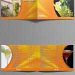 меню 10x21 с ламинат гланц